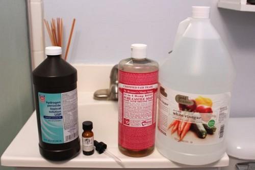 we tested it homemade daily shower spray news ok. Black Bedroom Furniture Sets. Home Design Ideas